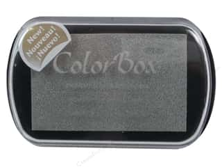 Pigments: ColorBox Pigment Inkpad Full Size Cement