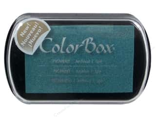 Rubber Stamping ColorBox Full Size Pigment Ink Pads: ColorBox Pigment Inkpad Full Size Spa