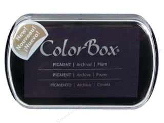ColorBox Pigment Inkpad Full Size Plum