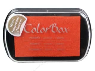 ColorBox Pigment Inkpad Full Size Caliente