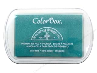 ColorBox Pigment Inkpad Full Size Doodlebug Swimming Pool