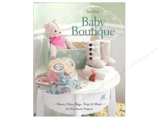 Doll Making Baby: Stash By C&T Baby Boutique Book by Sue Kim