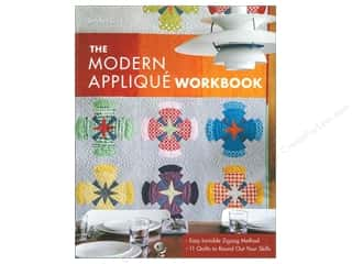 Stash Books An Imprint of C & T Publishing Toys: Stash By C&T The Modern Applique Workbook Book by Jenifer Dick
