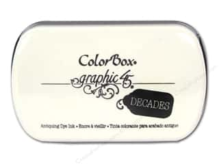Stamping Ink Pads Holiday Sale: ColorBox Dye Inkpad Full Size Graphic 45 Decades Photogenic