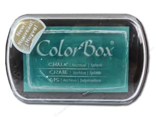 Clearance ColorBox Fluid Chalk Ink Pad Mini Size: ColorBox Fluid Chalk Inkpad Full Sz Splash