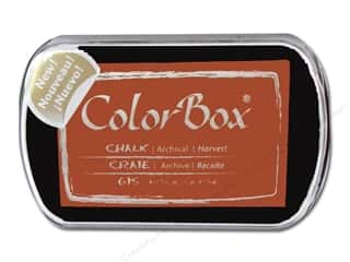 Clearance ColorBox Fluid Chalk Ink Pad Mini Size: ColorBox Fluid Chalk Inkpad Full Sz Harvest