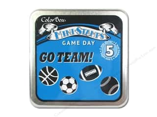 Stamps Children: ColorBox Stamp Mini Game Day