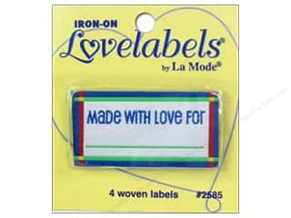 Blumenthal Lovelabels 4 pc. Made With Love For Blue