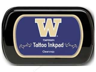 ColorBox Ink, Ink Pads & Brayers: ColorBox Tattoo Ink Pad University of Washington Purple