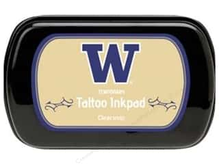 ColorBox Tattoo Ink Pad University of Washington Gold