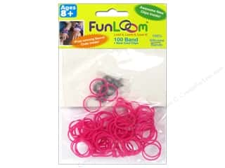 FunLoom Silicone Bands Mood Colorful 100pc