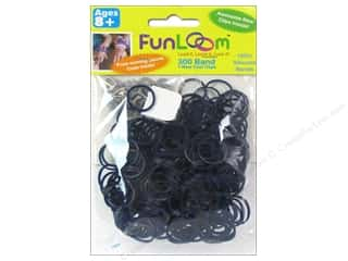 Looms Kids Crafts: FunLoom Silicone Bands Navy Blue 300pc