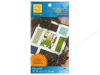 EZ Notions Stencils: EZ Quilting Template Shapes Pine Tree
