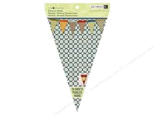 K&Co Paper Pad Tim Coffey Travel Pennant
