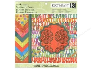 K&Co Paper Pad TC Celebration 12x12 Specialty