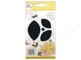 EK Success Flowers: EK Paper Shapers Punch Large Petals