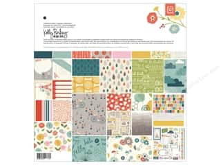 BasicGrey Collection Pack 12 x 12 in. Mon Ami