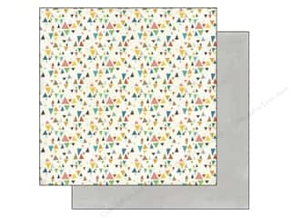 2013 Crafties - Best Adhesive: BasicGrey 12 x 12 in. Paper Capture The Best (25 piece)