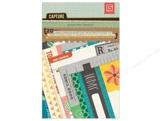 BasicGrey Designer Papers & Cardstock: BasicGrey Capture Snippets 24 pc.