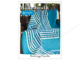 Stitchin Sisters Clearance Patterns: Stitchin' Post Boardwalk Sewing Card Pattern