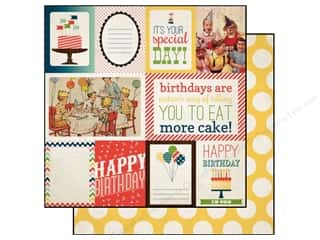 Carta Bella Paper 12x12 It's A Celebration Journal (25 piece)