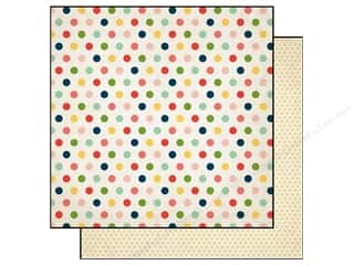 Carta Bella 12 x 12 in. Paper Multi Dot (25 piece)