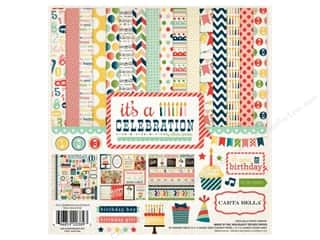 Carta Bella Carta Bella Collection Kit: Carta Bella Collection Kit 12 x 12 in. It's A Celebration