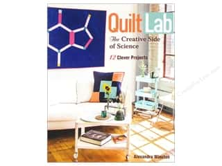 Quilt Lab The Creative Side Of Science Book