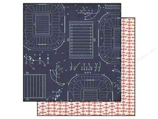Echo Park 12 x 12 in. Paper That's My Boy Game Plan (25 piece)