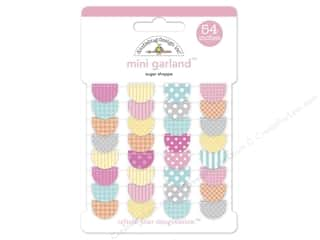 Home Decor Birthdays: Doodlebug Embellishment Sugar Shoppe Mini Garland