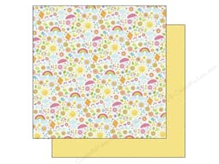 Patterns Easter: Doodlebug Paper 12 x 12 in. Springtime Spring Things (25 pieces)