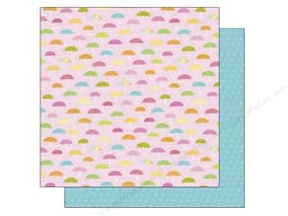Spring Paper: Doodlebug Paper 12 x 12 in. Springtime April Showers (25 sheets)
