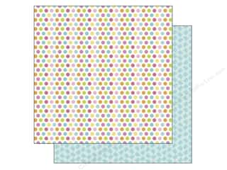 Doodlebug Paper 12 x 12 in. Rainbow Sprinkles (25 piece)