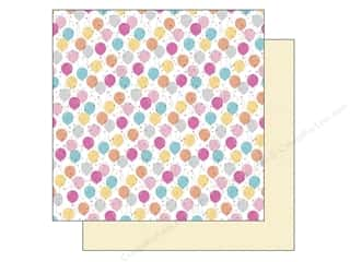 Doodlebug Paper 12 x 12 in. Sweet Celebration (25 piece)