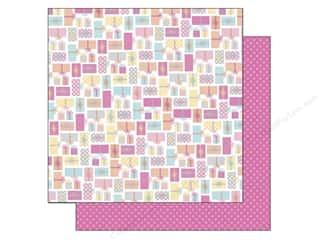 Doodlebug Paper 12x12 Sugar Shoppe Gifts Galore (25 piece)