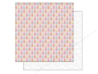 Doodlebug inches: Doodlebug Paper 12 x 12 in. Sugar Shoppe Baby Cakes (25 pieces)