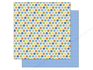 Doodlebug Paper 12 x 12 in. Polka Party (25 piece)