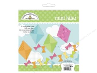 Craft Embellishments Easter: Doodlebug Embellishment Springtime Mini Kites