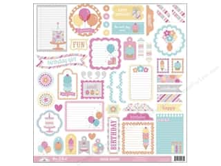 Doodlebug Birthdays: Doodlebug Stickers Sugar Shoppe This & That