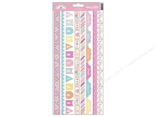 Sisters Scrapbooking & Paper Crafts: Doodlebug Stickers Sugar Shoppe Cardstock Fancy Frills
