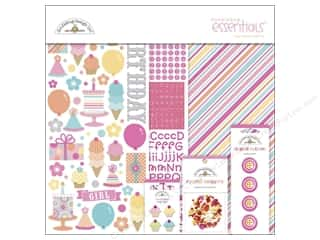 Brads Doodlebug Brads: Doodlebug Kit Essentials Sweet Shoppe