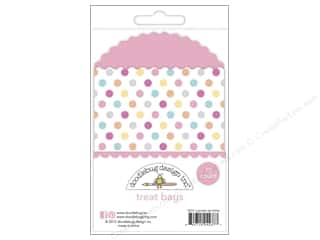 Baking Supplies Scrapbooking & Paper Crafts: Doodlebug Embellishment Sugar Shoppe Treat Bags Sprinkles Cupcake