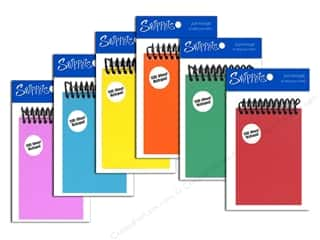Note Pad 4 1/4 x 3 in. Assortment (3 pads)