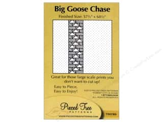 "Pieced Tree Patterns 10"": Pieced Tree Tiny Big Goose Chase Pattern"