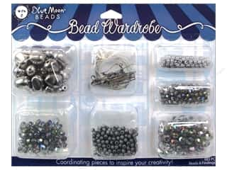 Weekly Specials EZ Acrylic Templates: Blue Moon Beads Bead Wardrobe Kit Gray