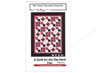 Sweet Treasures Clearance Patterns: Sweet Tea Girls A Quilt For The Die Hard Fan Pattern