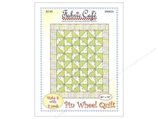 Pin Wheel 3 Yard Quilt Pattern