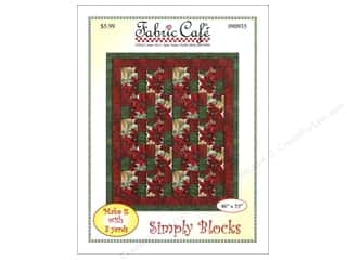Simply Blocks 3 Yard Quilt Pattern