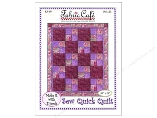 Sew Quick 3 Yard Quilt Pattern