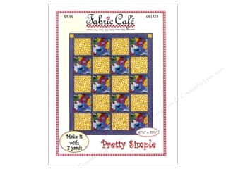 Pretty Simple 3 Yard Quilt Pattern